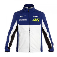 2016 Motorcycle Riding Sport Jacket Coat VR46 For Yamaha Valentino Rossi 46 Dual M1 Racing Team
