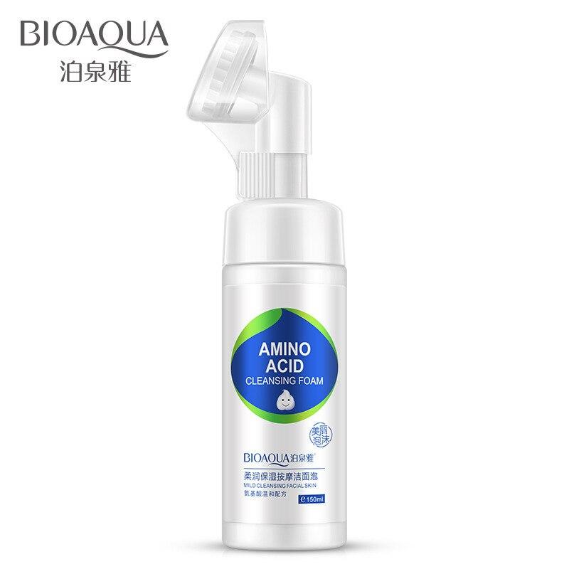 BIOAQUA hydratační masáž čistící hydratační hydratační péče o pleť 150ml