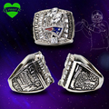 2003 New England Patriots Super Bowl XXXVIII Championship Replica Fan Ring Size 11, Men's favorite Finger Movement Ring