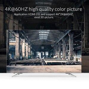 Image 5 - Unnlink HDMI スイッチ 7X1 HDMI 2.0 UHD4K @ 60Hz HDCP 2.2 HDR 7 で 1 アウト ir リモートスマートテレビ用 MI Box3 PS4 プロジェクター