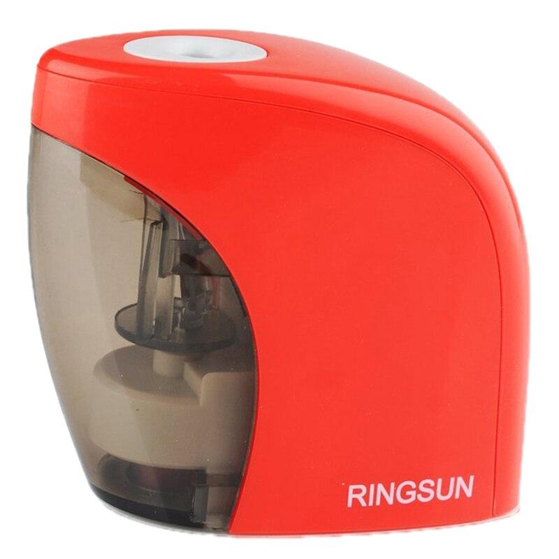RINGSUN Ringspun Coche Inteligente y Afilador Eléctrico Smart Touch-Rojo