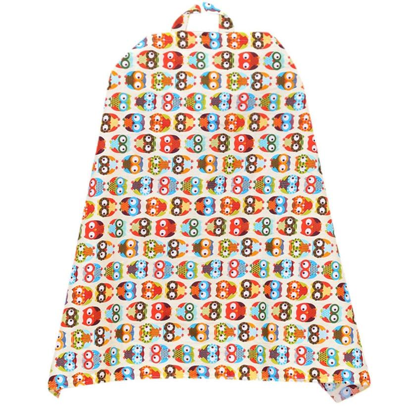 Cotton Muslin Nursing cloth nursing Breast Baby Infant Breathable L large size Nursing Cover feeding hood Cloth+Storage Bag P5