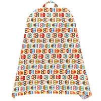 Cotton Muslin Nursing Cloth Nursing Breast Baby Infant Breathable L Large Size Nursing Cover Feeding Hood