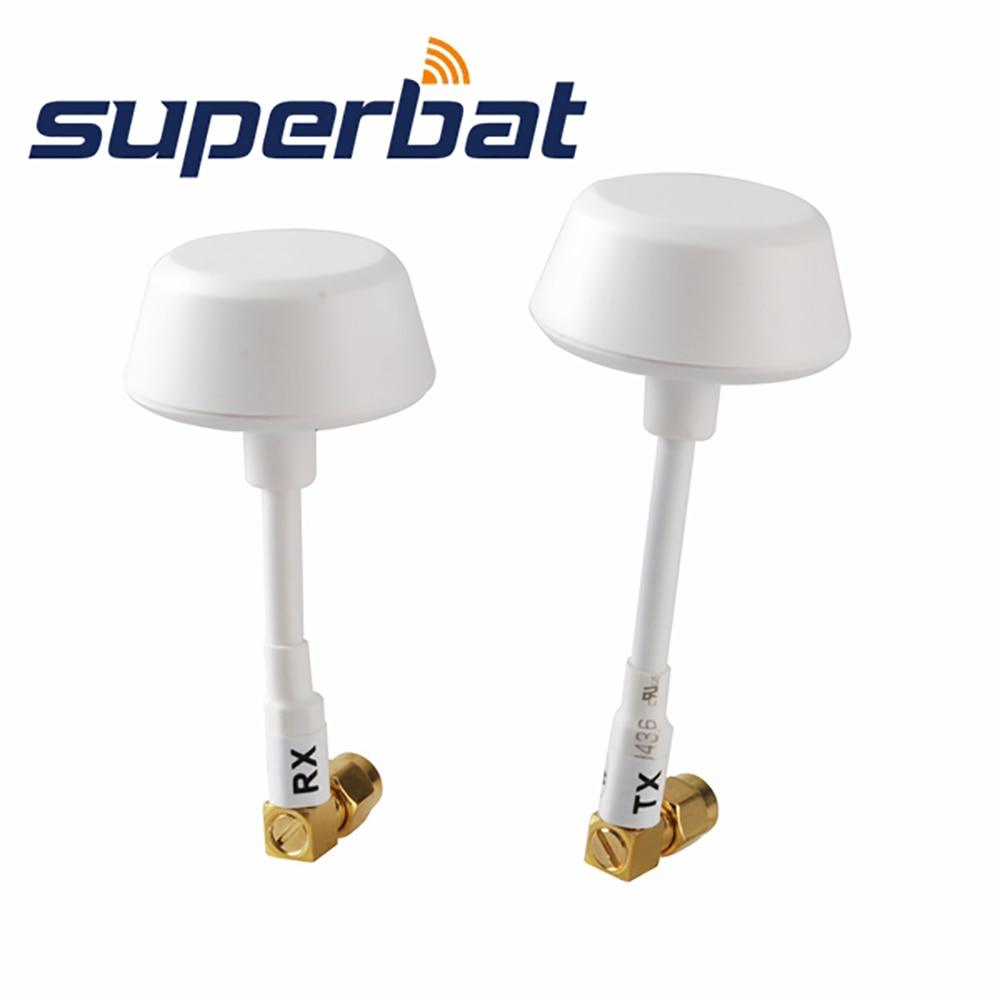 Superbat 3dBi 5.8 Ghz WIFI Antenne SMA Mannelijke Afstandsbediening - Communicatie apparatuur