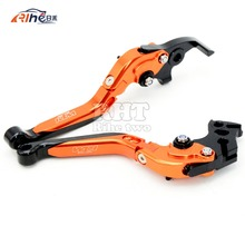 CNC Aluminum  Motorcycle  Adjustable Brake Clutch Lever  for  ktm duke 125 250 390  690 1290 Super Duke R/GT 2014 2015 2016