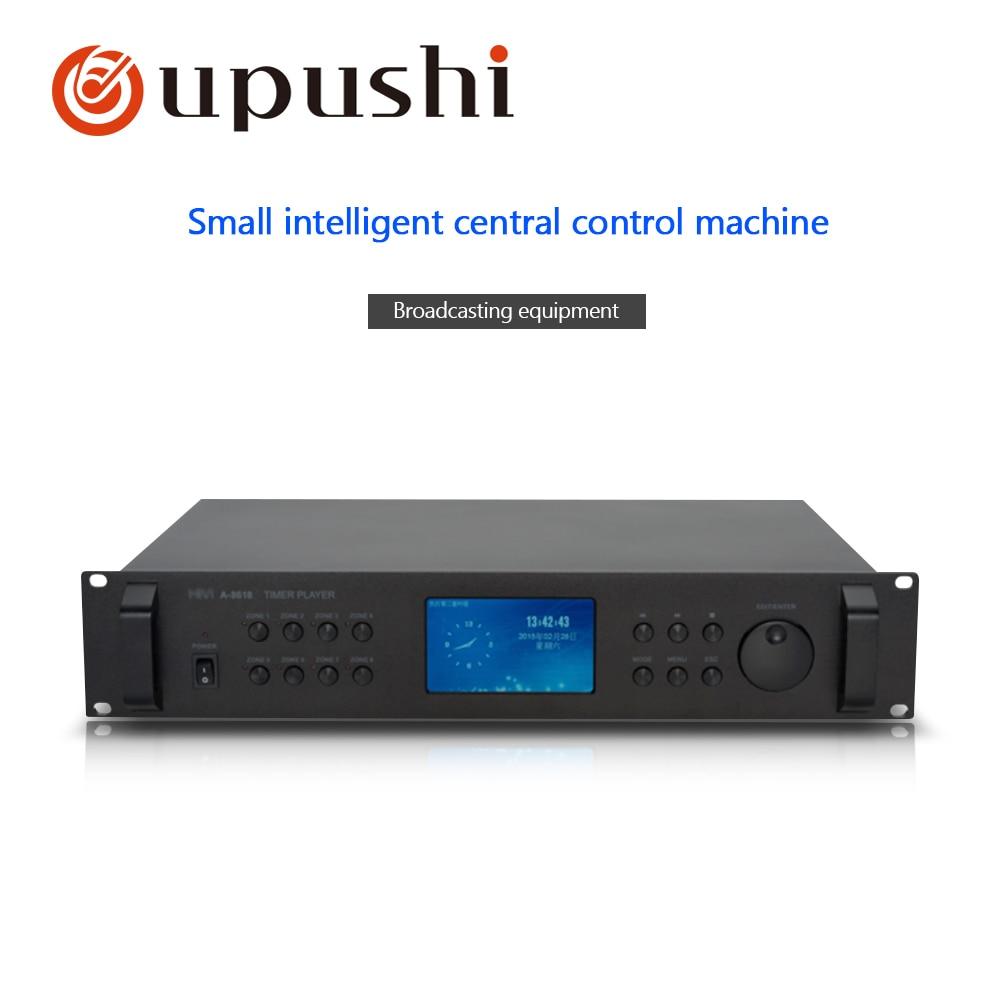 Professionelle Audiogeräte Unterhaltungselektronik Oupushi A-8618 Zentrale Steuerung Host Für Pa System Und Öffentlichen Adresse System Top Wassermelonen