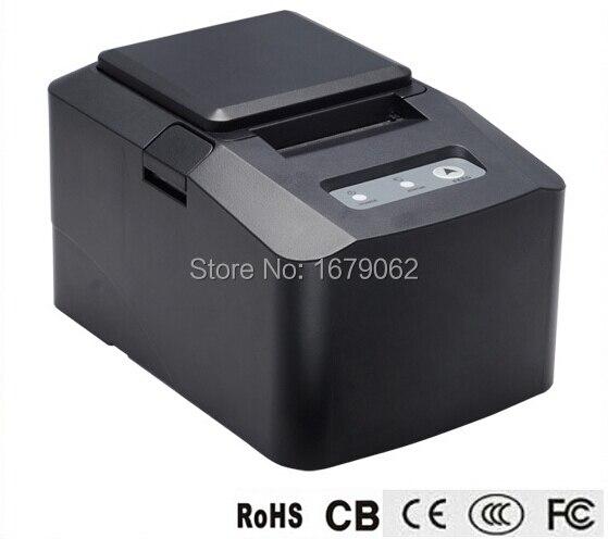 Новый Xprinter XP-T58H 58 мм тепловая pos чековый USB интерфейс USB порт для стандартный порт