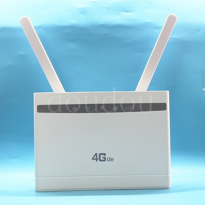 4G OEM Wireless Router 3g 4g Router 4G LTE 300Mbps Cpe Router Wifi With External Antenna PK Huawei B525, B315,B593E5186