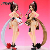 YNYNOO Japonii znany Gry Fatal Fury Rysunek 1/6 Skala Działania Mai Shiranui Sexy Zabawki Rysunek Max Fabryka AF121
