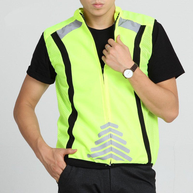 Bicycle Reflective Safety Clothing jersey vest vest sports motorcycle safety vest женское платье ss 7787 2014