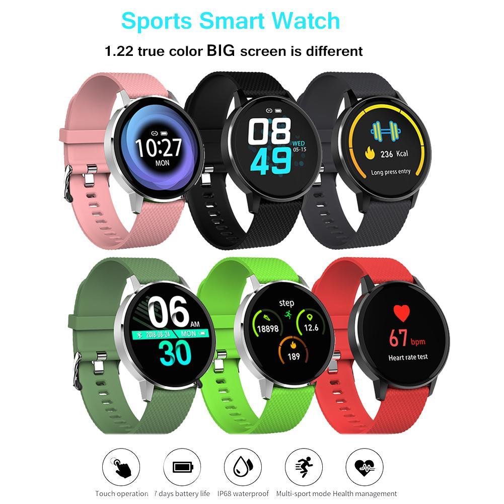 T4 Bracelet intelligent IP68 étanche Bluetooth fréquence cardiaque pression artérielle moniteur d'oxygène sanguin Multi Sport montre hommes femmes Bracelet