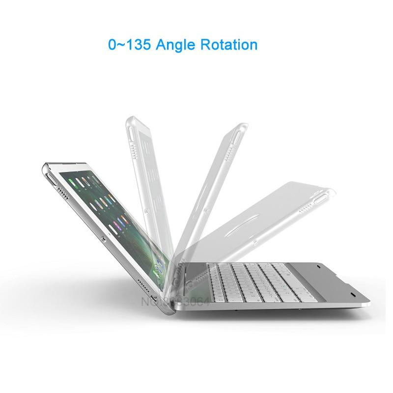 5 For iPad Air 1 Case Keyboard