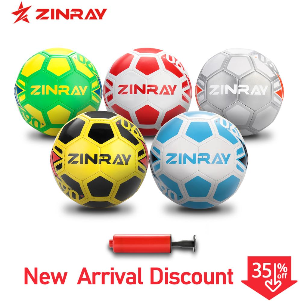 ZINRAY 5 Pack Russian Premier Soccer Ball Official Standard Football Ball Size 5 PVC Futbol Voetbal Wholesale Outdoor Training