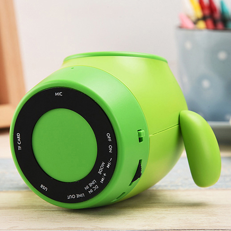 office speaker system. Cartoon Wireless Portable Bluetooth Speaker With Function TF AUX USB Home Office System-in Component Subwoofers From Automobiles \u0026 Motorcycles On System