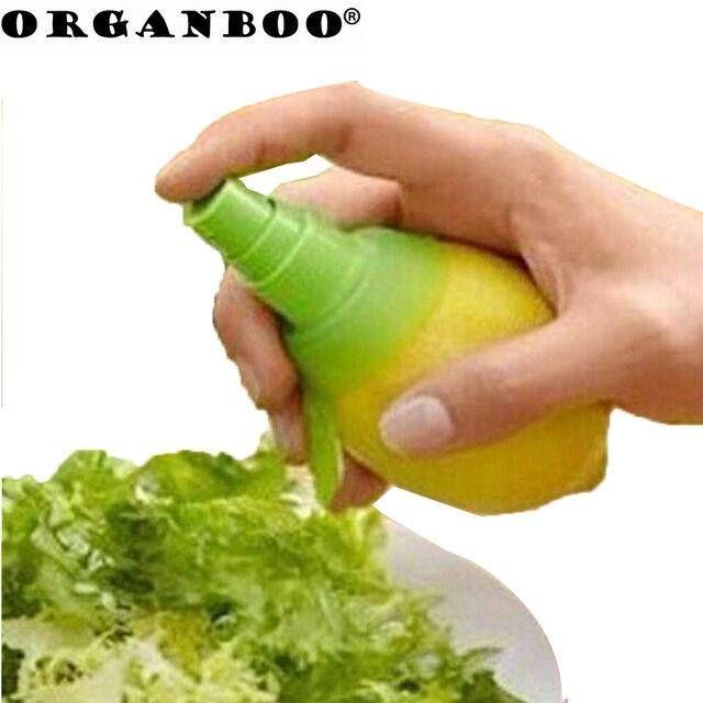 Strumenti di Cottura Gadget da cucina Limone Succo Di Frutta Spruzzatore Citrus
