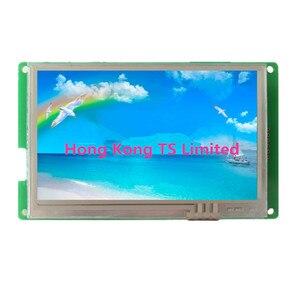 Image 3 - DMT48270C043_06W 4,3 дюймовый серийный интерфейс, экран с низкой мощностью воспроизведения музыки, экономичный DMT48270C043_06WT DMT48270C043_06WN