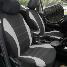 Universal Car Seat Cover Set Full 3 color Seat Covers Sedans Auto Interior Accessories Full Cover Set for anti-dirt Car Care
