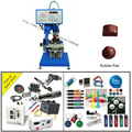 small ink cup automatic pad printer machine for promotional items