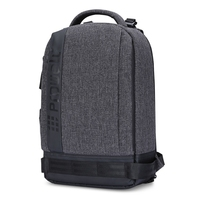 Digital DSLR Camera Photography Backpack Waterproof Canvas Travel Backpack Camera Bag For Nikon Canon Sony Leica DC22095