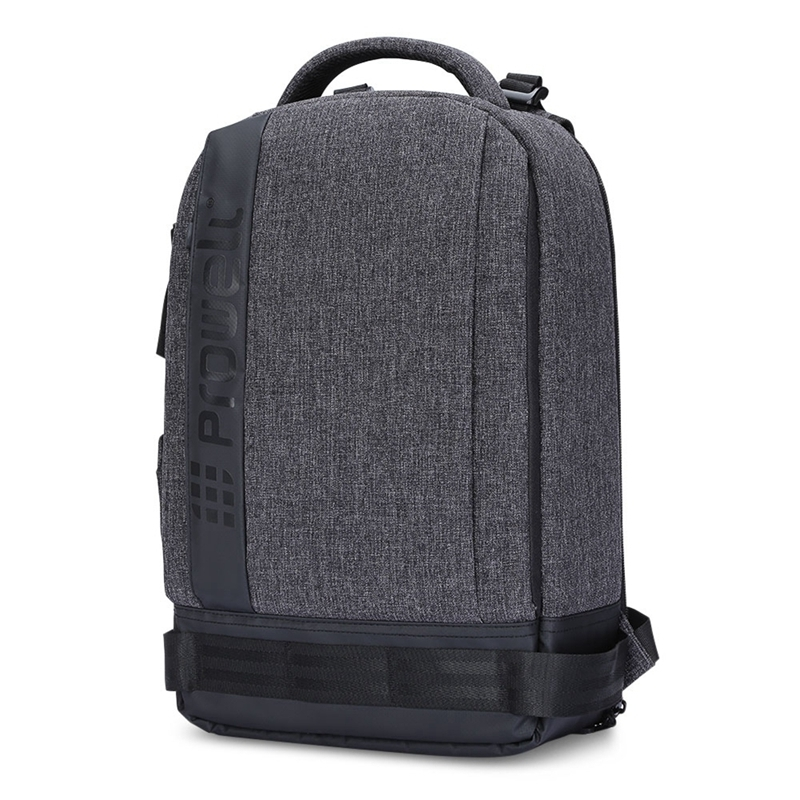 PROWELL DC22095 Digital DSLR Camera Photography Backpack Waterproof Canvas Travel Backpack Camera Bag For Nikon Canon Sony Leica caden m6 camera backpack photo digital photography dslr camera bags waterproof canvas dark blue bag for canon nikon sony dslr