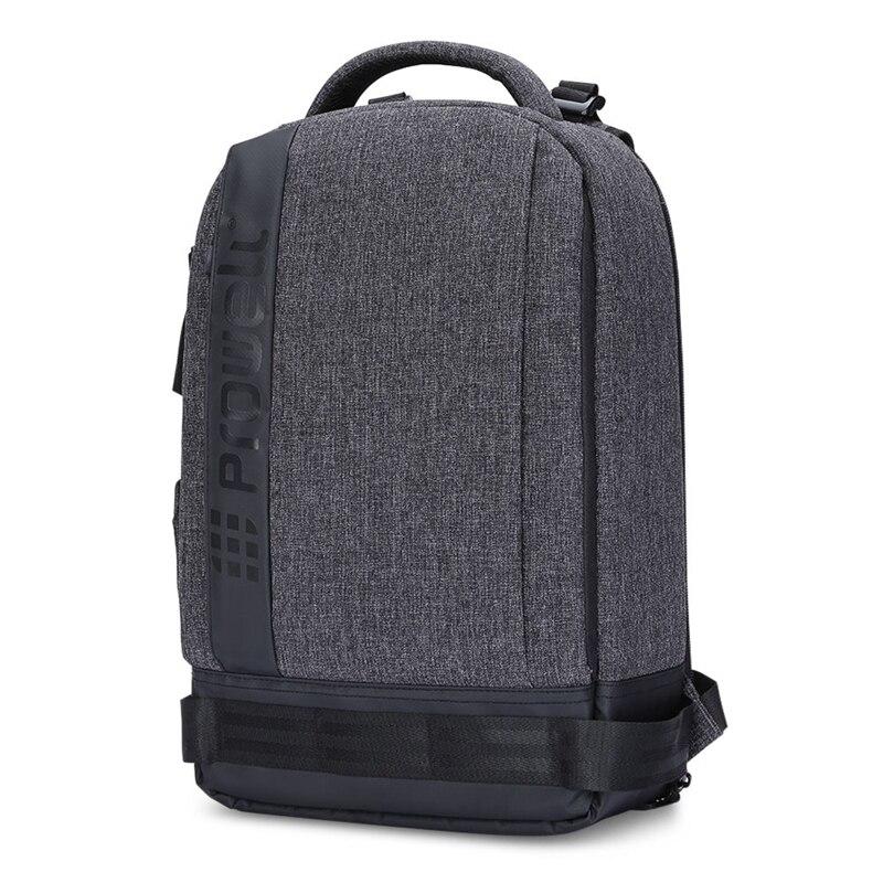 REFLEX numérique Caméra sac à dos photographie Toile Imperméable sac à dos de voyage sacoche d'appareil photo Pour Nikon Canon Sony Leica DC22095