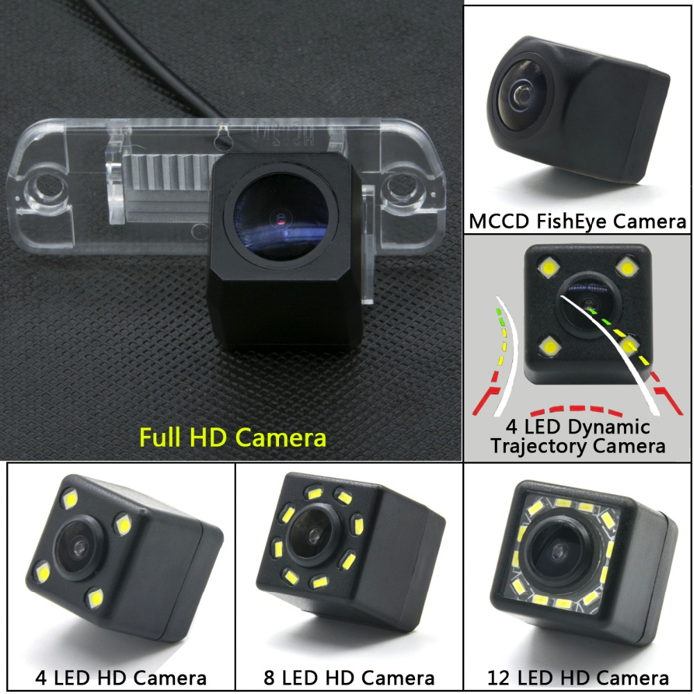 Full HD 1280*720 Backup Rear View Camera Parking For Mercedes Benz R Class R350 R500 ML350 W203 W211 B200 A160 W219 Car Monitor