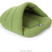 Pet Kennel Warm Sleeping Bags Pet Nest Dog Litters Medium and Small Animal House Plush Mat Pet supply Dog House Perros