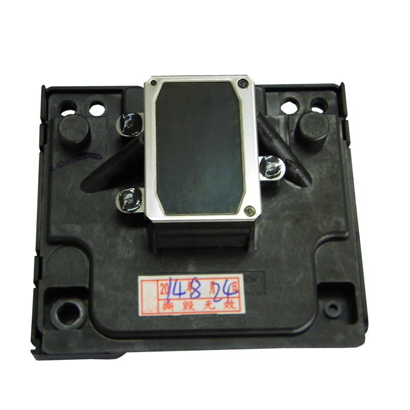 F181010 Αρχική κεφαλή εκτύπωσης για Epson L200 T13 T20 T21 T22 T23 T24 T25 T26 T26 T27 T100 κεφαλή εκτύπωσης T10