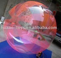 Надувные красочные мяч воды HAWB 054