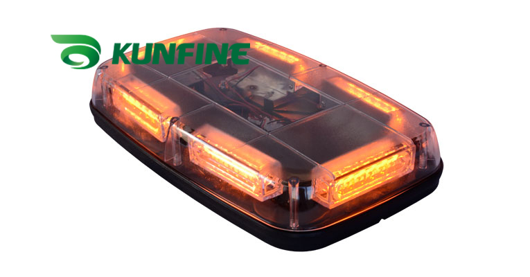 NEW High Power flash traffic warning lightbar LED Emergency Warning Lightbar Police Lightbar KF8180XB