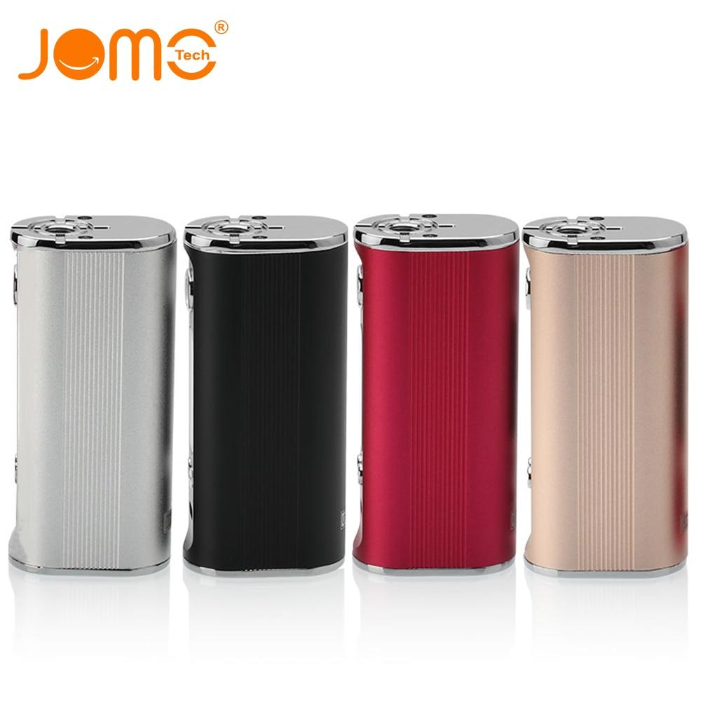 Original JomoTech 80w VTC 100C-300C Electronic Cigarette Mod 2600mAh Temperature Control Lite 80 Battery 5-80w Ecig Mod Jomo-195
