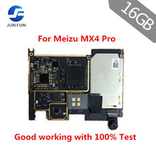 Flex-Cable JUN FUN with Firmware for Meizu MX4 Pro 16GB Circuits Electronic-Panel Mobile