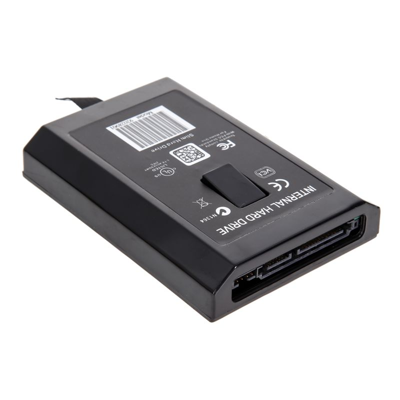 120GB Internal Hard Drive Disk HDD for Microsoft Xbox 360 Slim for XBOX 360 E Console Game HDD Harddisk Accessories For Xbox360S