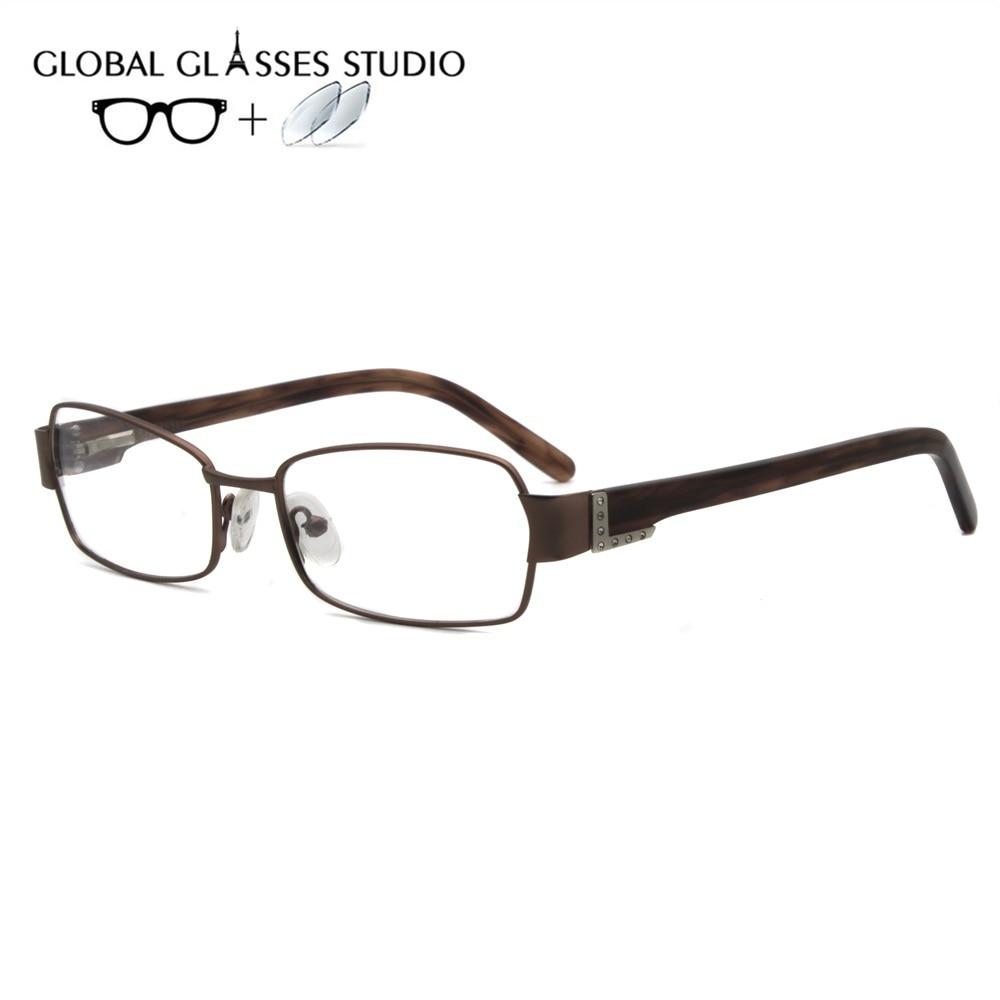 Bekleidung Zubehör Männer Acetat Brille Rahmen Brillen Brillen Lesen Myopie Rezept Objektiv 1,56 Index 1981 Komplette Artikelauswahl