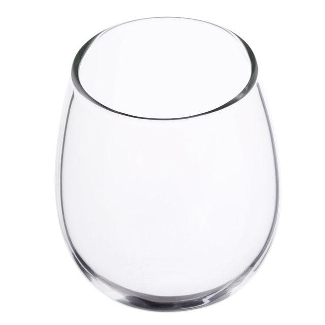 High Quality 420ml Bevels Wine Glasses Champagne Glass Wine Glasses Brandy Cocktail Glass Bar Cup Wedding Party Dinner Glassware