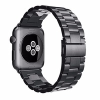42mm Stainless Steel Bracelet Smart Watch Strap Replacement Watchband For Apple Watch For Iwatch New