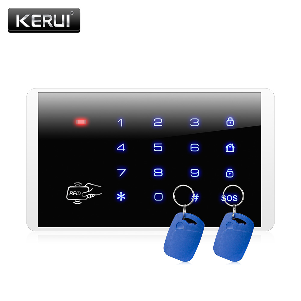 Buy K16 Wireless Rfid Touch Keyboard For