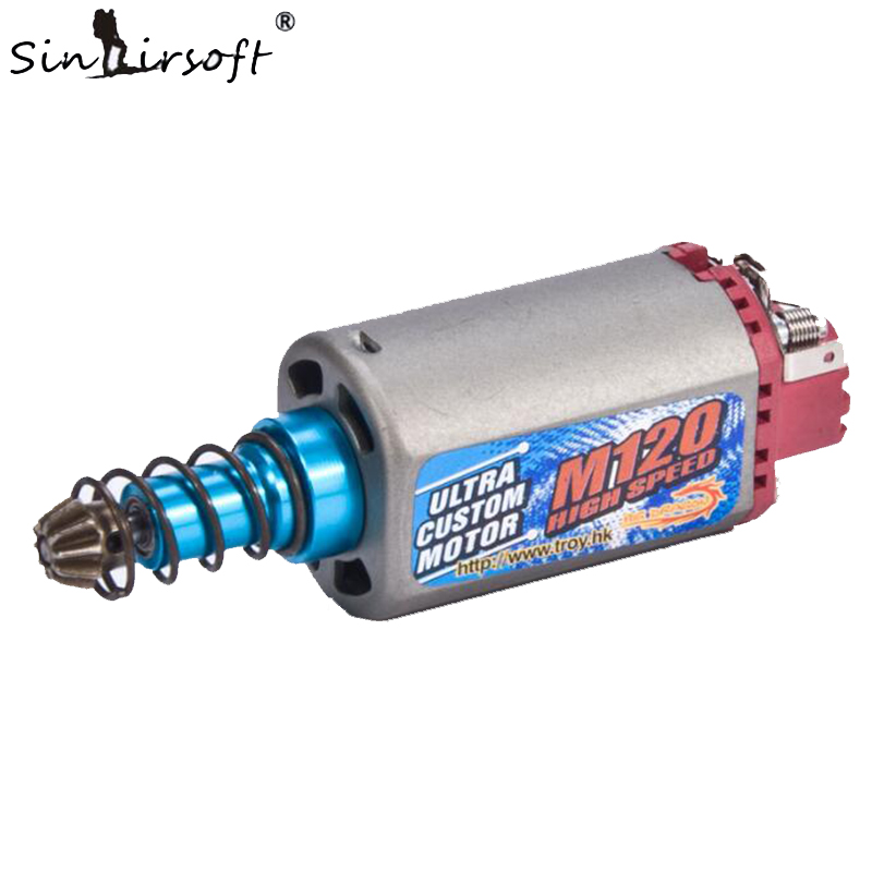Sinairsoft m120 high speed motor electric motor machinery for M and g motors