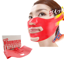 Japans Powerful 3d Face Mask Artifact To Remove Wrinkles Wrinkle Tool Masseter Small V Lift Bandage
