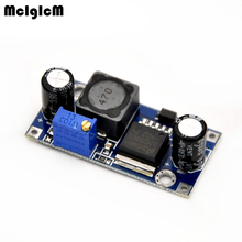 MCIGICM 5pcs LM2596 LM2596S ADJ Power supply module DC-DC Step-down module adjustable Voltage regulator 3A(China)