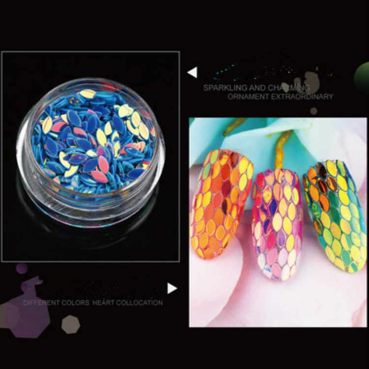 1 Uds. Brillo de ojo de caballo de uñas 2019 nuevo barniz de Gel de imprimación empapa de la Base de esmalte de uñas UV LED No limpiar el esmalte de Gel de Color superior