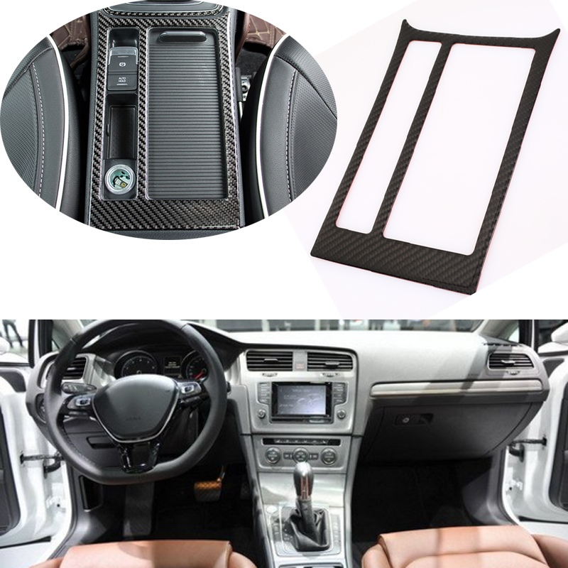 Подстаканник панель Мода наклейки для автомобиля Стайлинг литья чашки наклейки для авто творческий автомобиль подкладке наклейки для VW Гольф 7