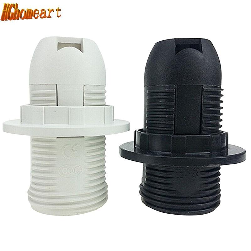 HGhomeart полный зуба E14 винт патрон E14 аксессуары для лампы Патрон E14 освещение аксессуары ...