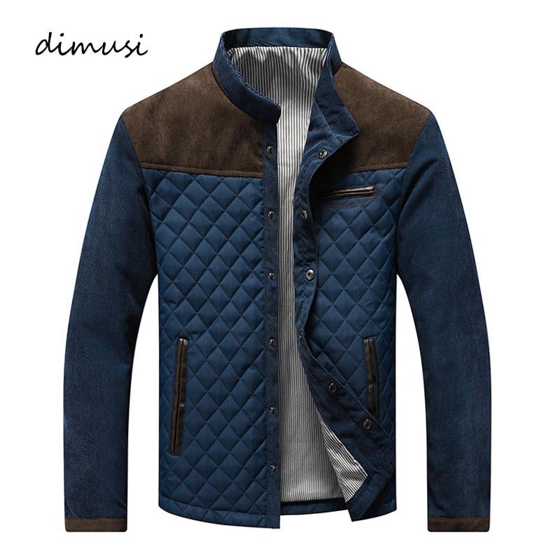 DIMUSI Autumn Mens Jacket Casual Mens Slim Fit Windbreaker Jackets Male Fashion Streetwear Anorak Baseball Jackets Clothing 5XL|Jackets| - AliExpress