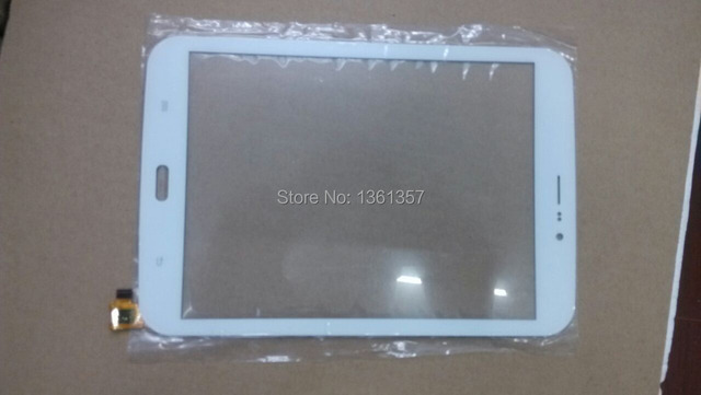 7.85 -inch tablet capacitive touch screen f0700 KDX white free shipping