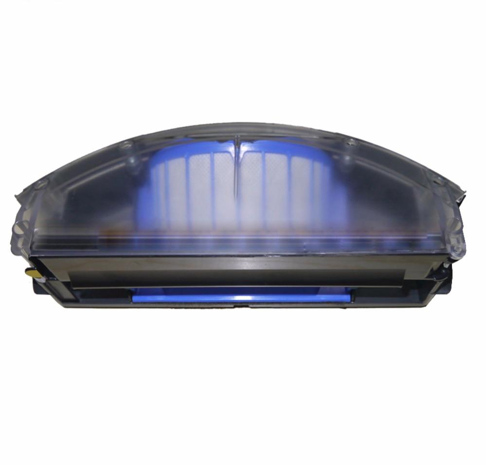 for irobot roomba 500 600 series aero vac dust bin filter aerovac bin collecter 510 520 - Irobot Roomba 650