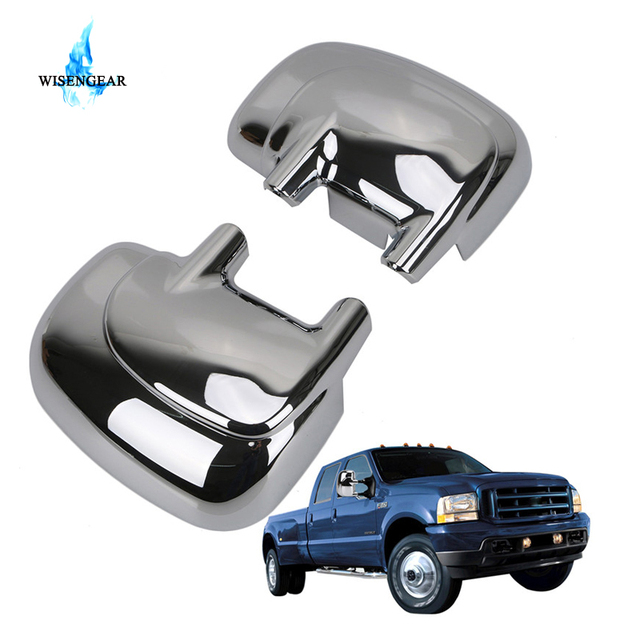 For   Ford F  Super Duty Chrome Full Mirror