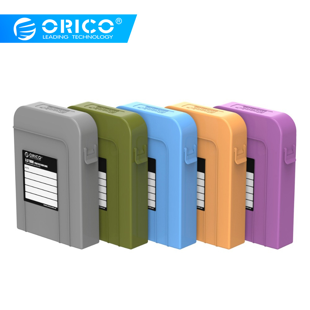 ORICO PHI-35 HDD Protector Professional Premium Anti-Static Hard Drive Protection Box