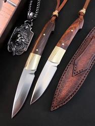 PSRK M390 ostrze nóż prosty Mini kieszonkowe noże odkryty nóż myśliwski survival Camping narzędzie edc nowa stal proszkowa|Noże|   -