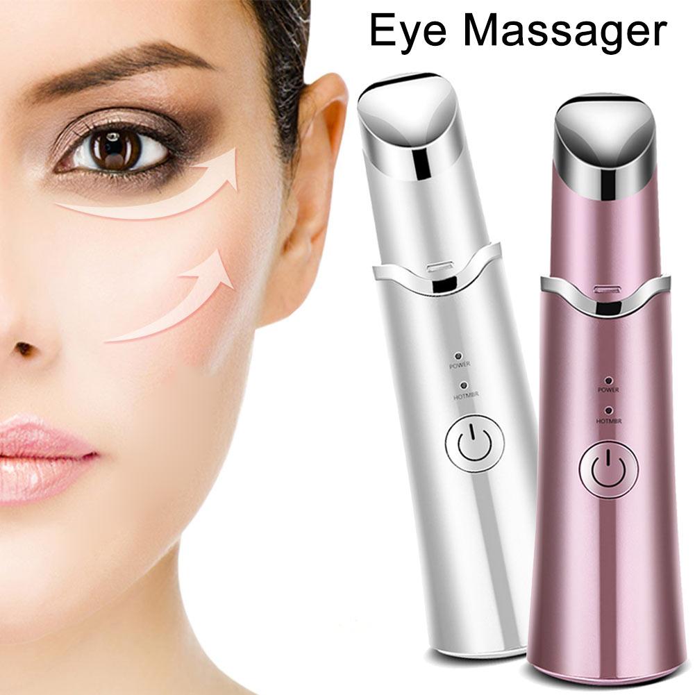 Professionelle Elektrische EyesLips Massager USB Aufladbare Anti Aging Falten Lip Massage Werkzeug Facial Hautpflege Schönheit Gerät HB88